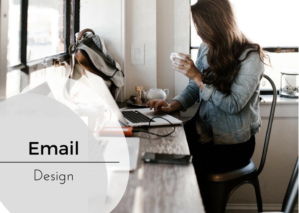 email design portfolio