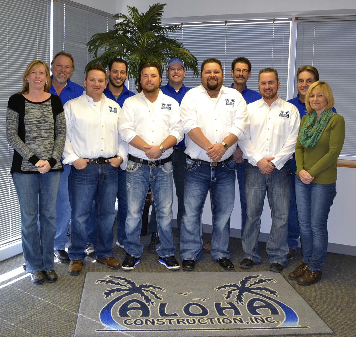 aloha staff