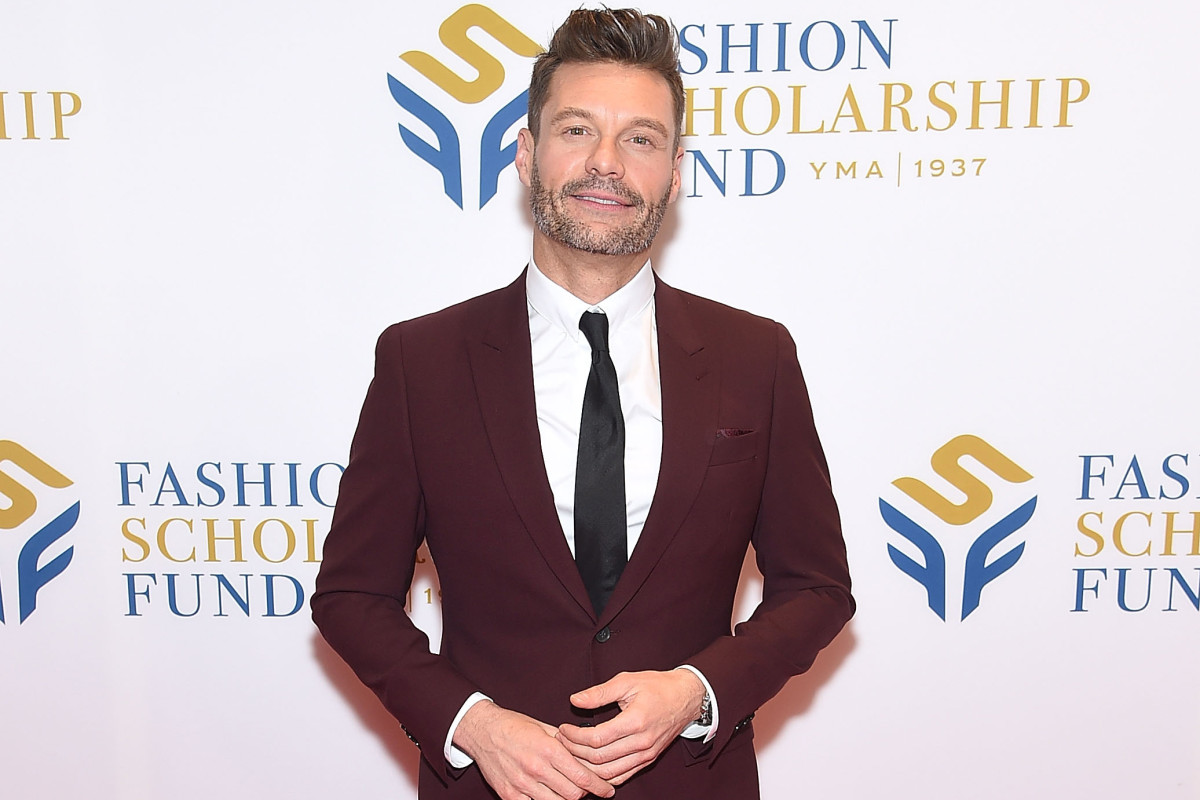 Ryan Seacrest's Evolving Fashion Trends