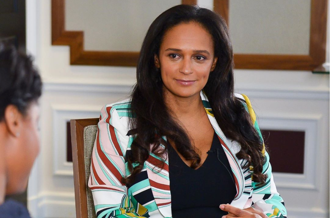 Isabel dos Santos: A Force in the Environmental Community