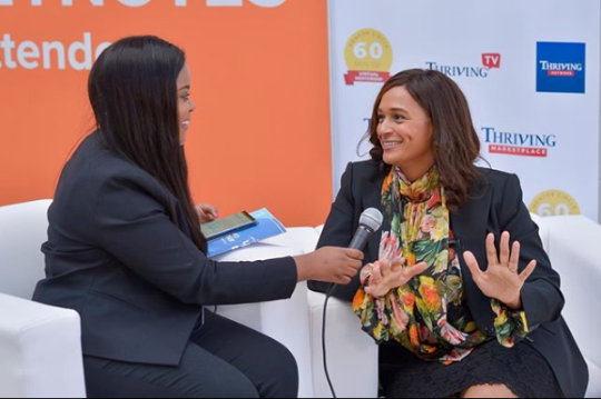 Isabel dos Santos Speaks of Need for Investments in Infrastructure at the AfricaCom 2019