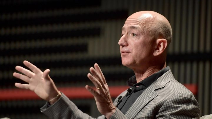 Jeff Bezos Is Criticized for His Support of Black Lives Matter
