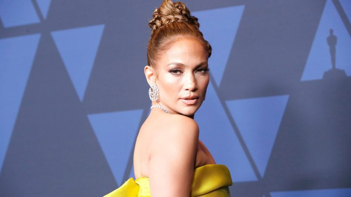 Jennifer Lopez as the Star in Both Movie and Pop Production