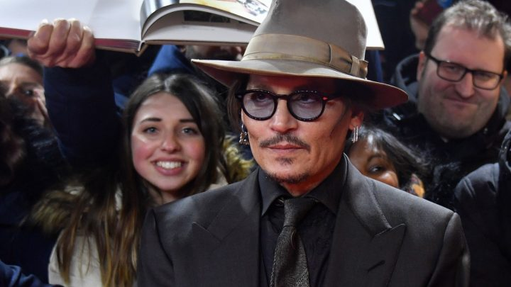 Johnny Depp Talks About His Drug and Alcohol Abuse