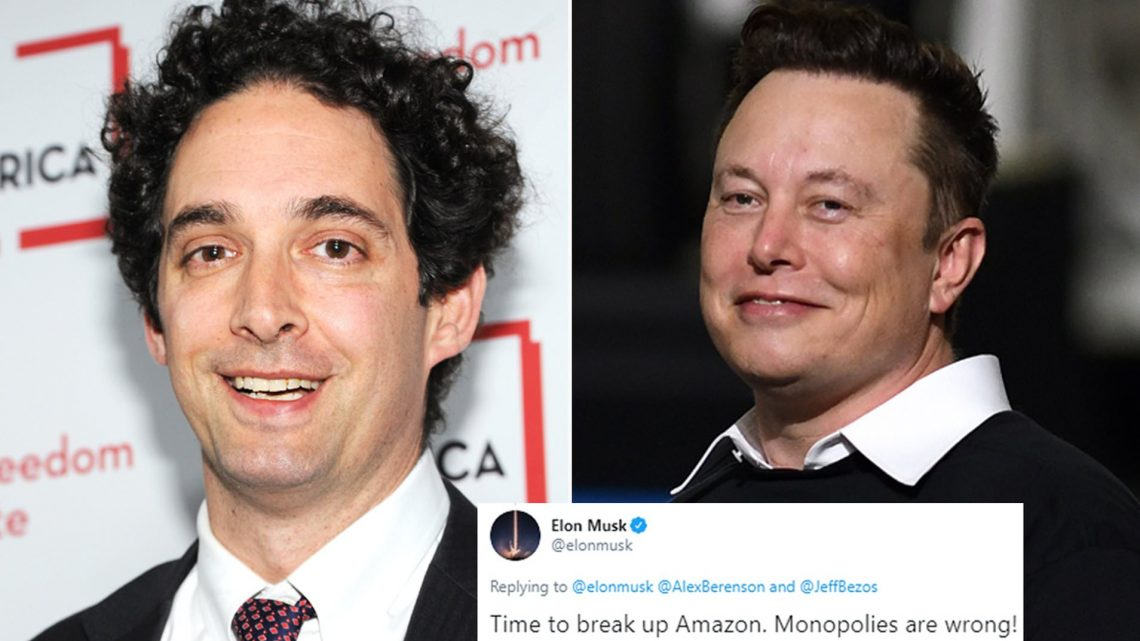 Elon Musk Calls Out Amazon Over Censorship