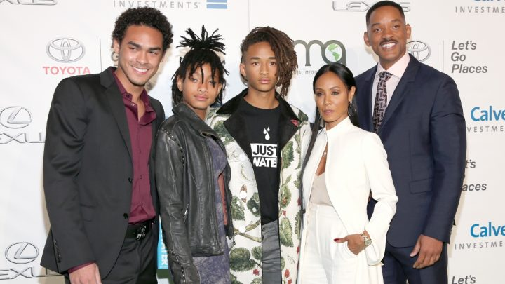Will Smith Talks about Becoming a Better Father to Willow
