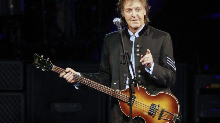 Sir Paul McCartney Makes his Annoyance Known
