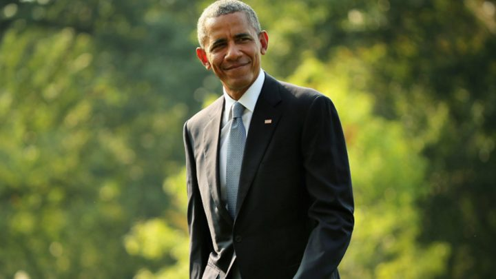 Barack Obama: 44th President of USA and First African American Commander-In-Chief