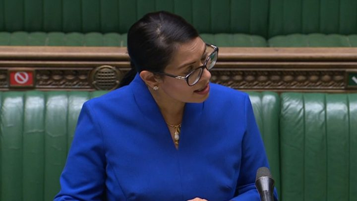 Home Secretary Priti Patel: I Will Not Take Lectures in The Name of Race