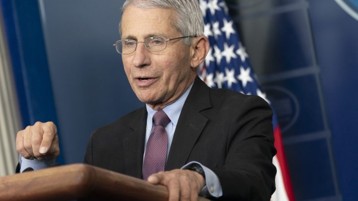Anthony Fauci Gives Warning About Virus