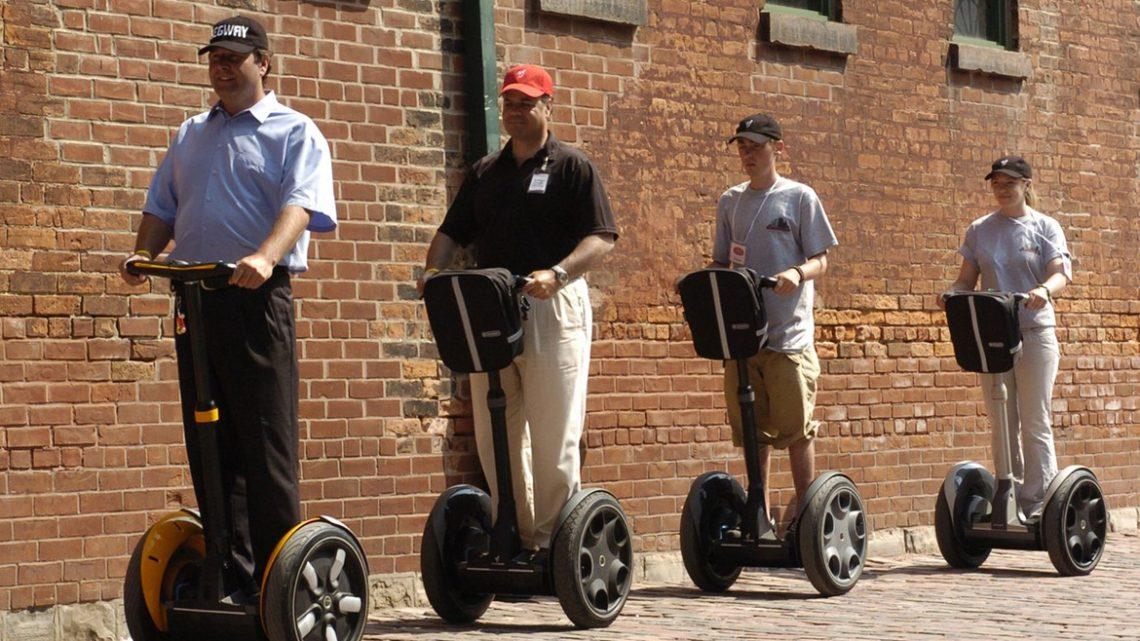 Segway VP Tony Ho Reveals A Stop to Production