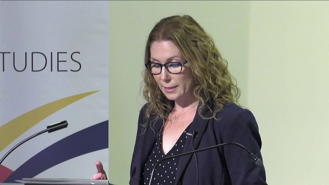 Elizabeth Goodyear-Grant a Political Analyst's View on Covid-19 Impact on Women