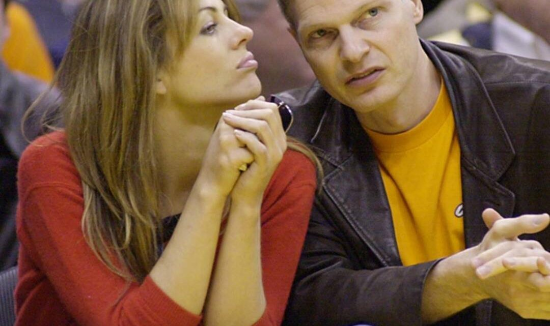 Elizabeth and Damian Hurley Turn to Each Other for Support After the News of Steve Bing's Death