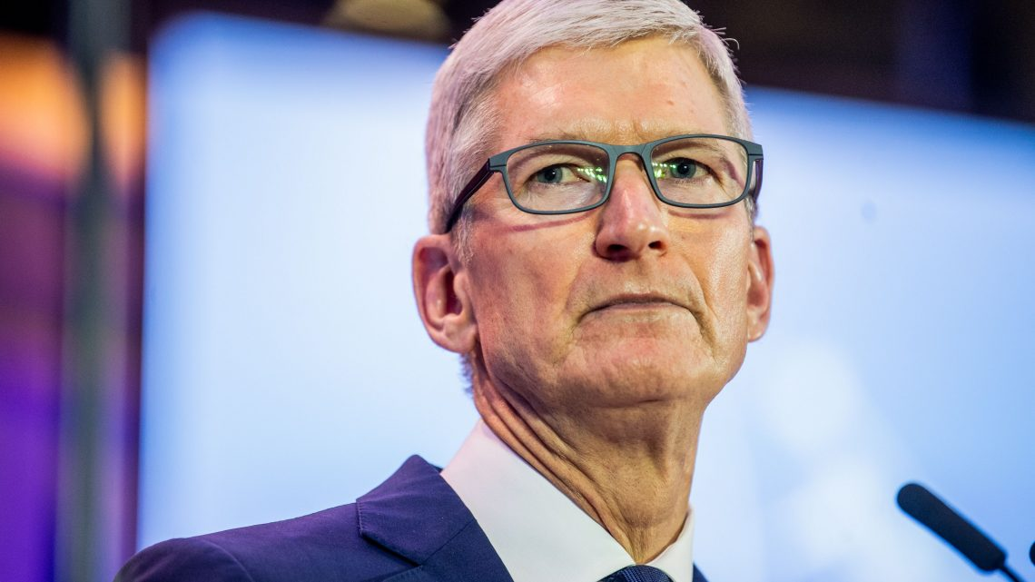 Apple CEO Tim Cook Commits $100 Million to Promote Racial Justice
