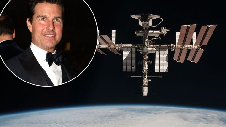 Tom Cruise Will Film a Movie at the International Space Station