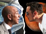 Jeff Bezos and Elon Musk Scoops Contracts for Landing NASA Astronauts on the Moon