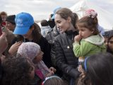 Angelina Jolie Explains How Global Refugee Crisis is Worsening