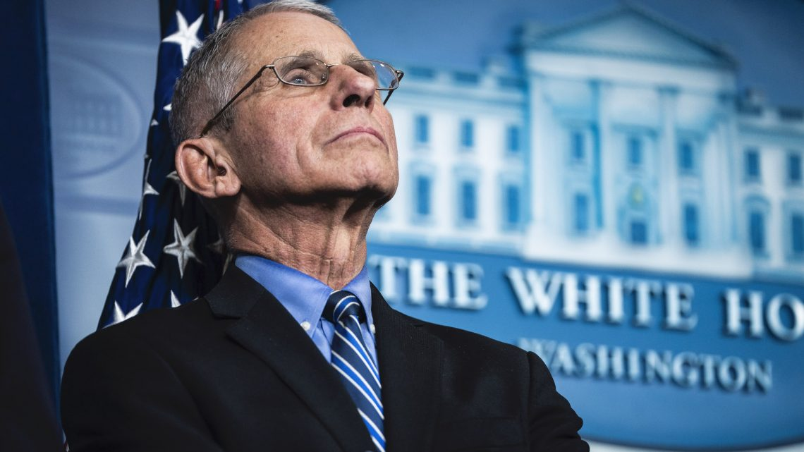 Dr. Anthony Fauci Says Many States Reopened Too Quickly as Coronavirus Cases Spike