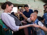 Angelina Jolie Take of Refugee Crisis Worldwide