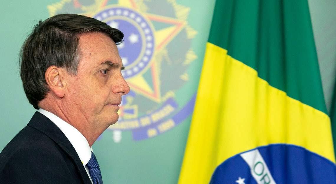 Brazil President -Jair Bolsonaro Now Positive for COVID-19