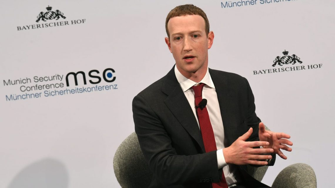 Zuckerberg's Effect On The Economy, Government and Social Media