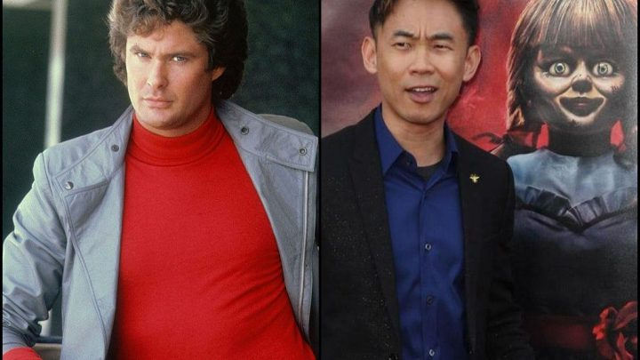 James Wan Signs On to Develop and Produce the Knight Rider Reboot