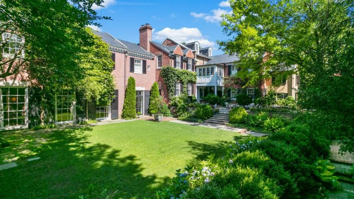 Kevin Plank's Georgetown mansion sells for $17.25 million