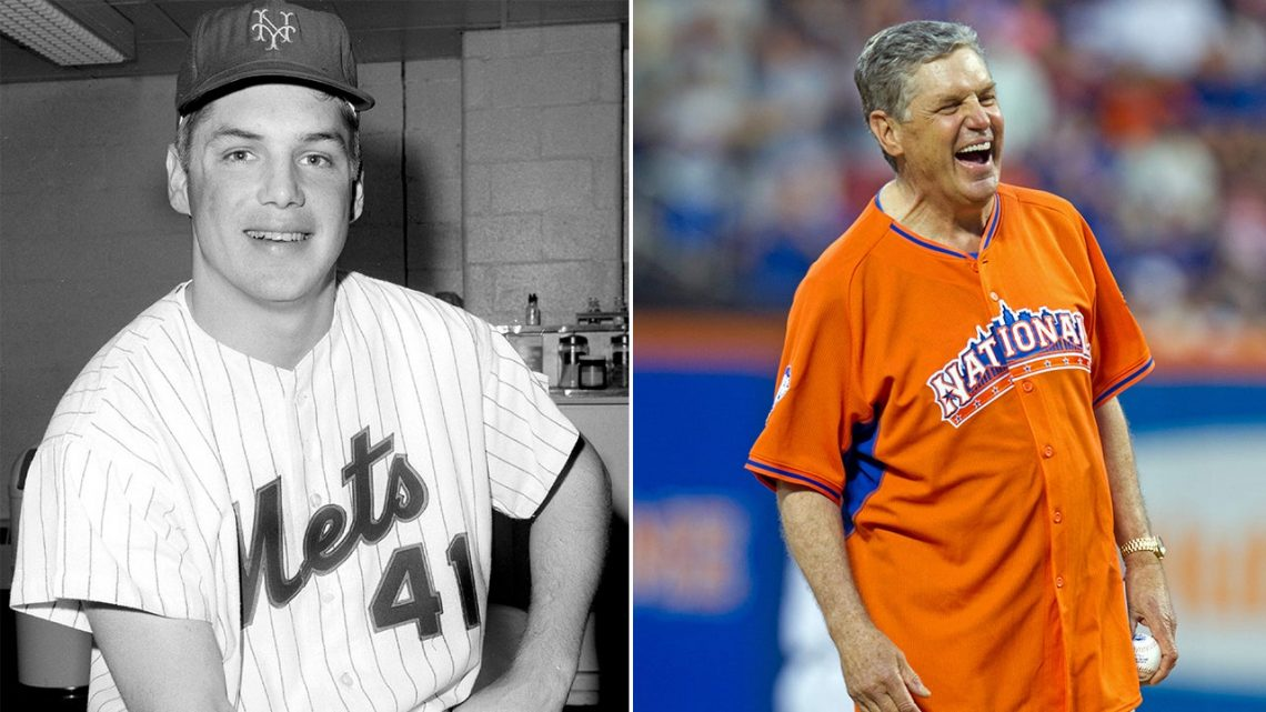 The Miracle Mets' Player Tom Seaver Dies of Complications Linked to COVID-19