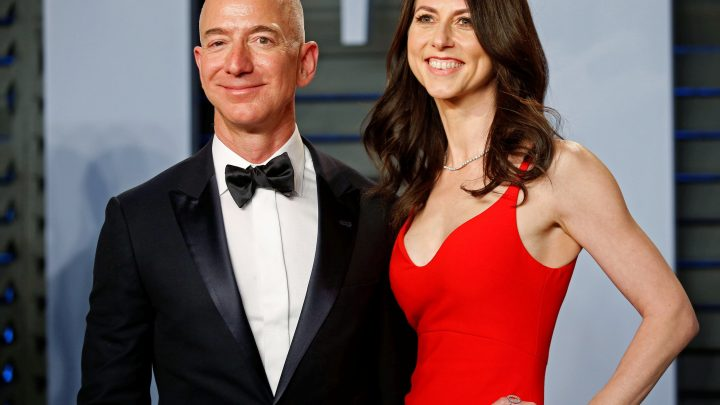Mackenzie Scott, Jeff Bezos's ex-Wife Becomes the Richest Woman Globally