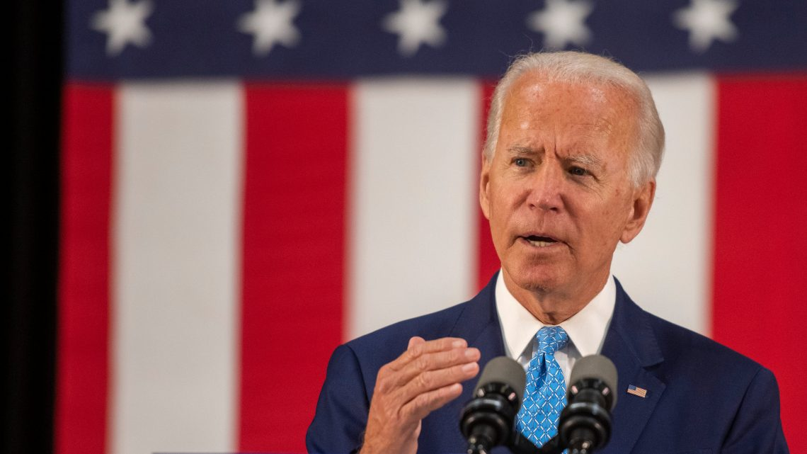 Biden Blames Trump for School Closures Since the Outbreak of the Coronavirus