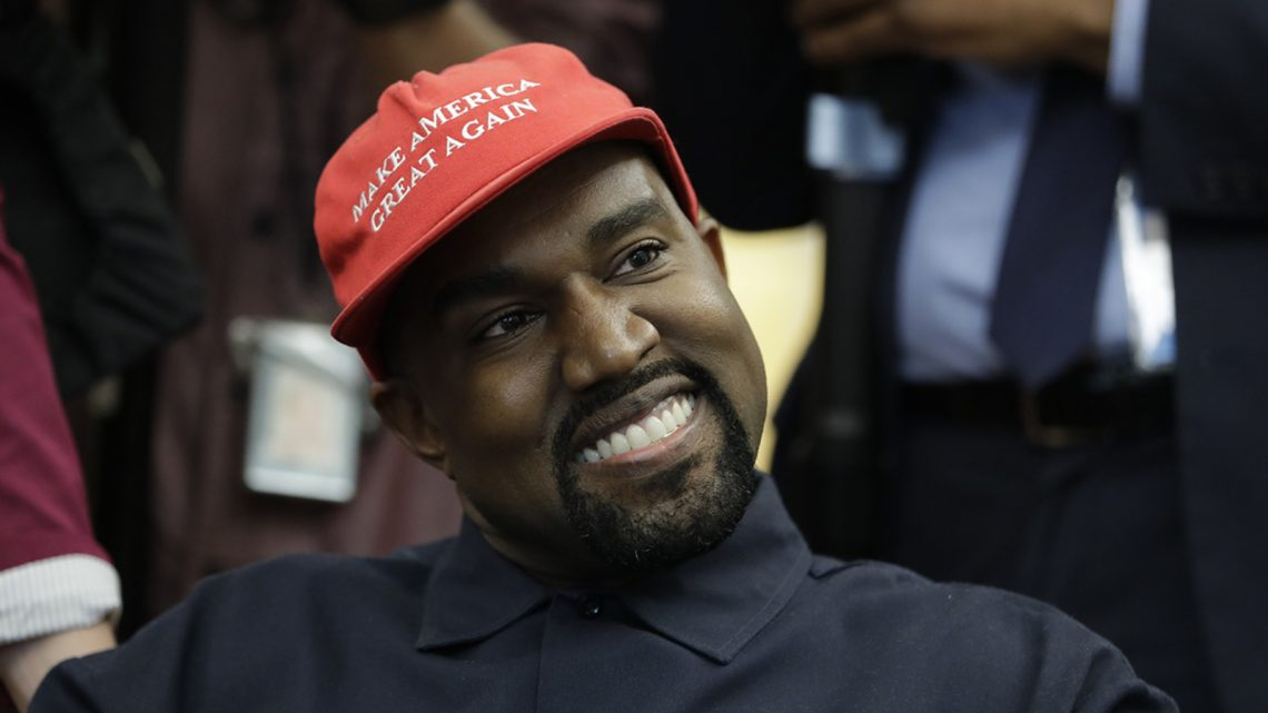 Kanye West Is On the Ballot in Virginia