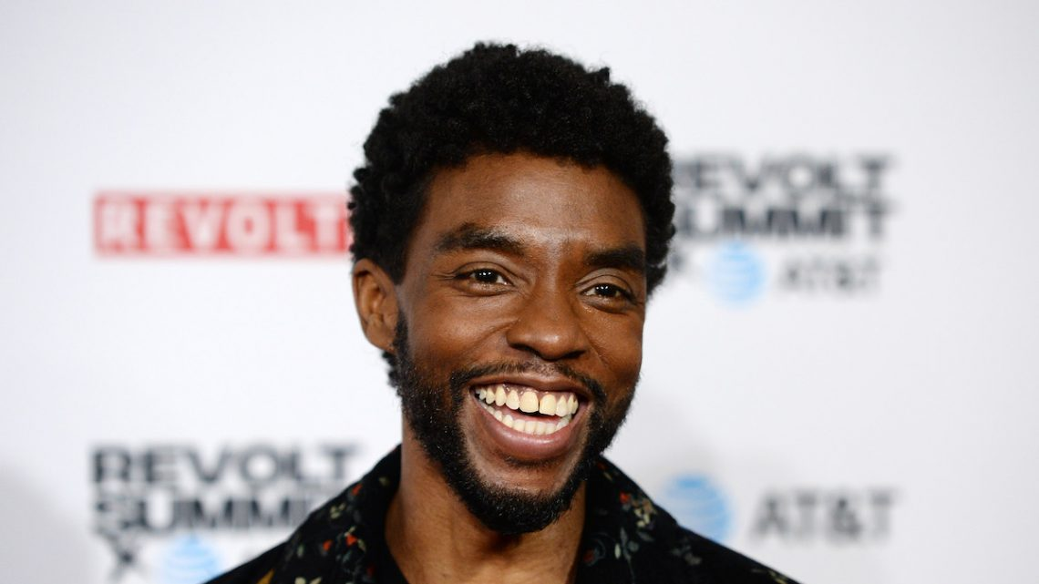 CHADWICK BOSEMAN LEAVES A LEGACY TO THE CHILDREN AND ADULTS