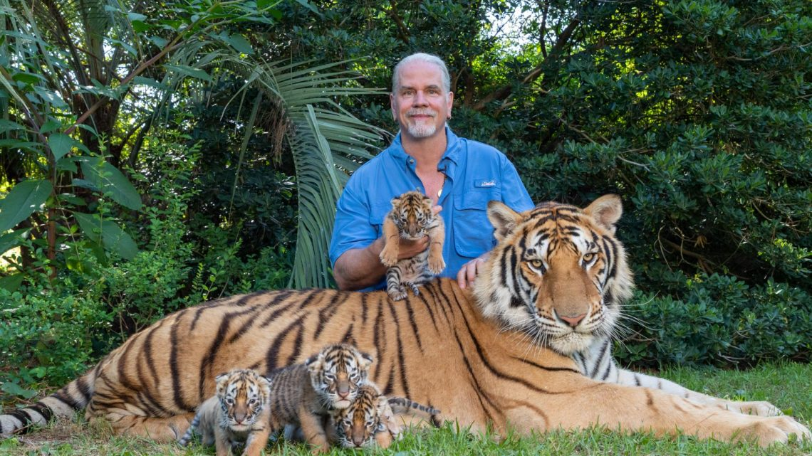 Another 'Tiger King' Star Indicted: Doc Antle Faces Felony and Misdemeanor Charges