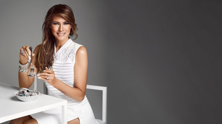 Melania Trump A Woman Of Few Words Knows How to Speak Her Mind