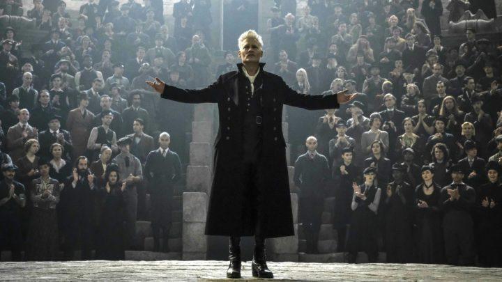 Johnny Depp Leaves Fantastic Beasts Film Series