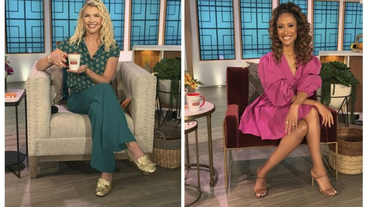 Amanda Kloots and Elaine Welteroth Join 'The Talk' Next Year