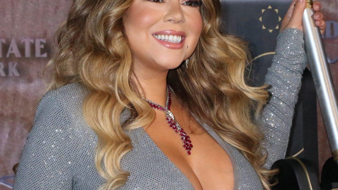 Mariah Carey Gets Everyone Ready for Shopping