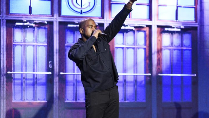 People Are Standing for Kanye West Amid Recording Contract Controversy