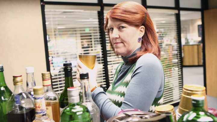 Actress Kate Flannery Recalls Details of One of Her Most Famous Scenes from The Office