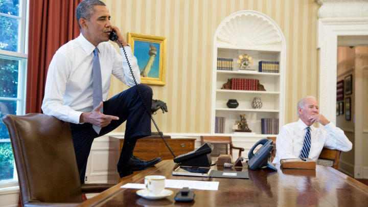 Barack Obama Writes About Married Life Inside the Oval Office
