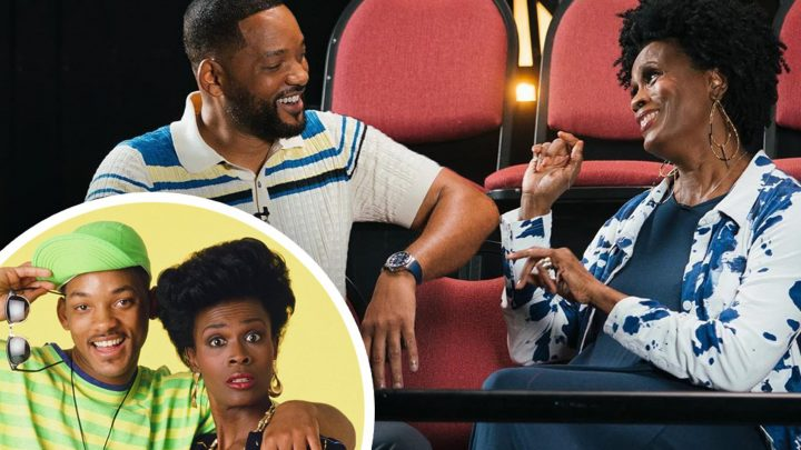 Will Smith Buries the Hatchet with Janet Hubert