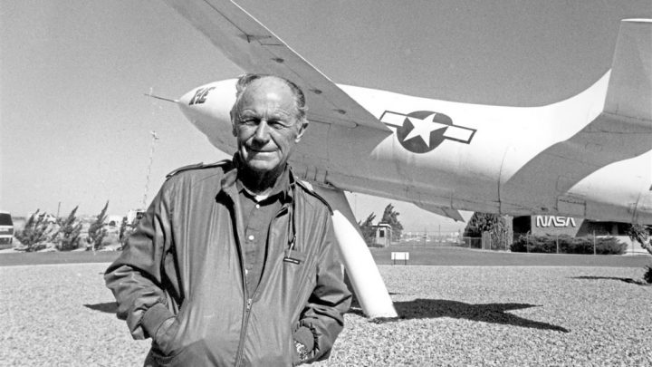Remembering Chuck Yeager