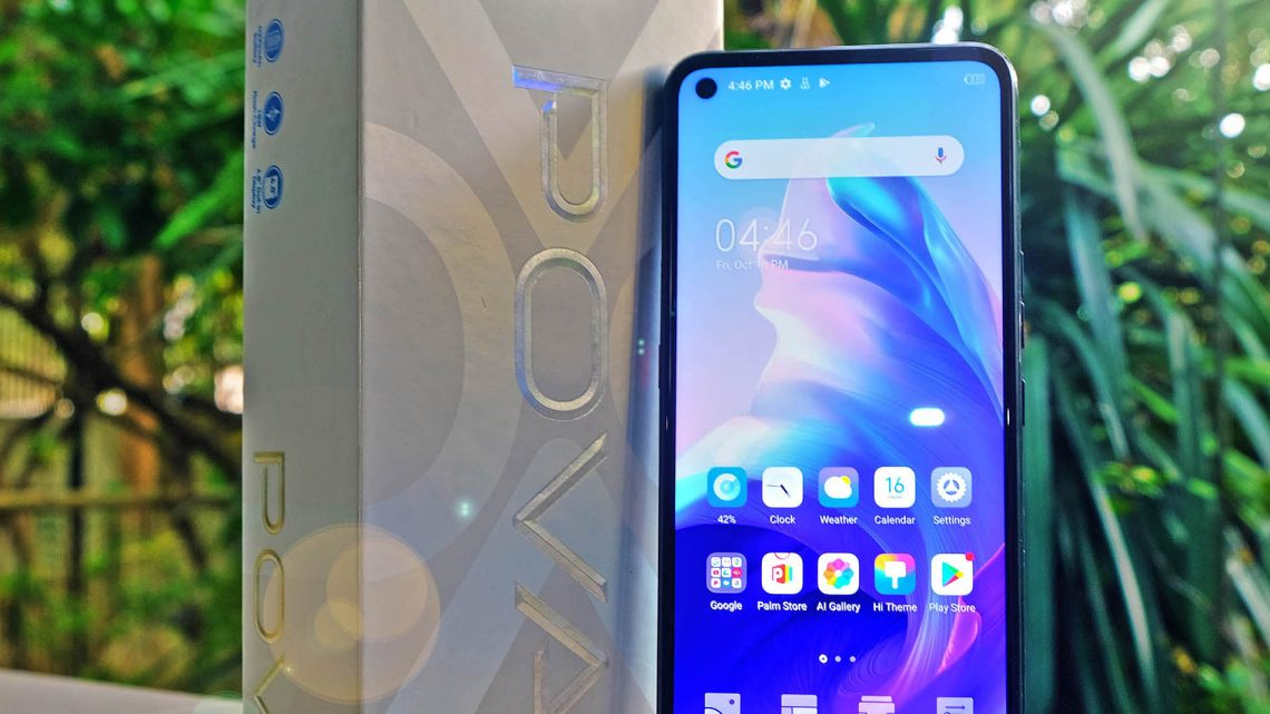 TECNO POVA's   Is the Best Cell phone for the New Typical