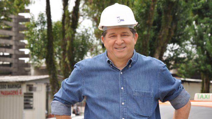 Edenilso Rossi Arnaldi na busca da transparência da construção do Brasil