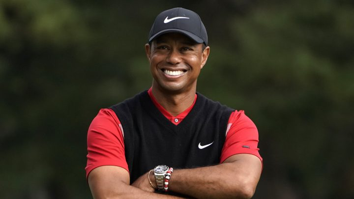 Tiger Woods Partners With A Company