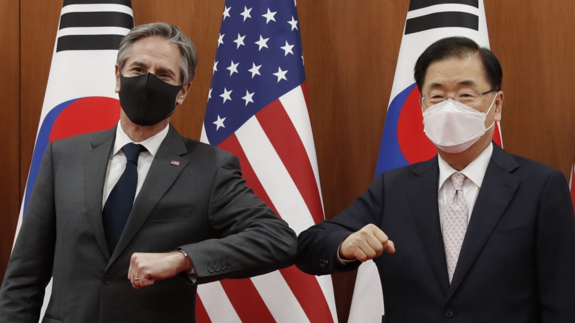The New Administration is Reviewing South Korea Foreign Policy with a View of New Strategies