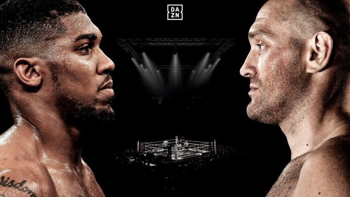 Anthony Joshua and Tyson Fury are Likely to Lighten the Already Dull Entertainment Industry