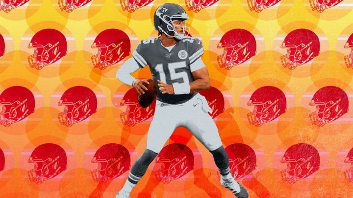 Patrick Mahomes Looking to Cash in On NFT Boom