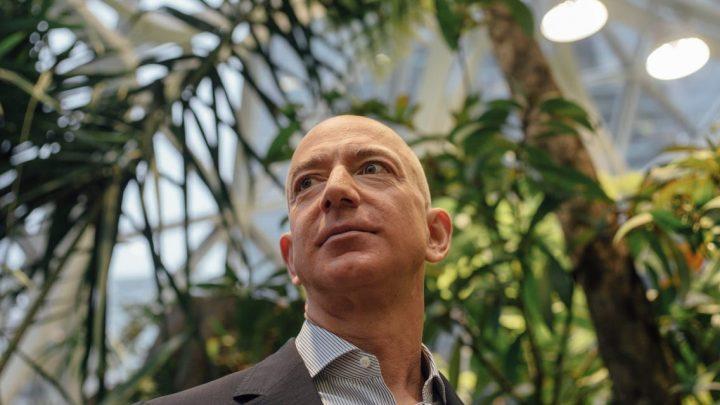 Jeffrey Preston Bezos: The World's Most Powerful Businessman