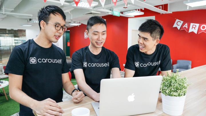Carousell CEO and Founder Quek Siu Rui Raises $85M for Company Growth
